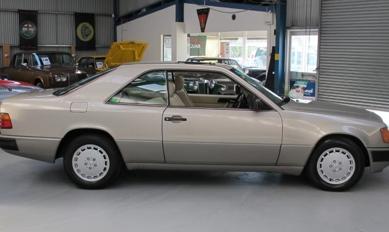 Mercedes 300 CE - Drivers Side View