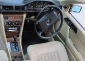 Mercedes 300 CE _ Dash