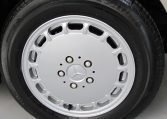 Mercedes 300CE - Wheel