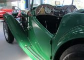 1947 MG TC - Dash