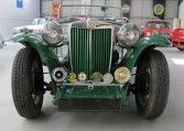 1947 MG TC - Front Lights