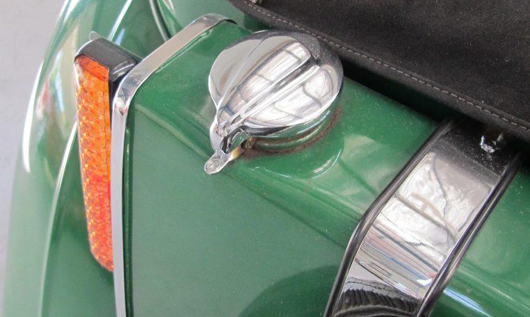 1947 MG TC - Fuel Cap