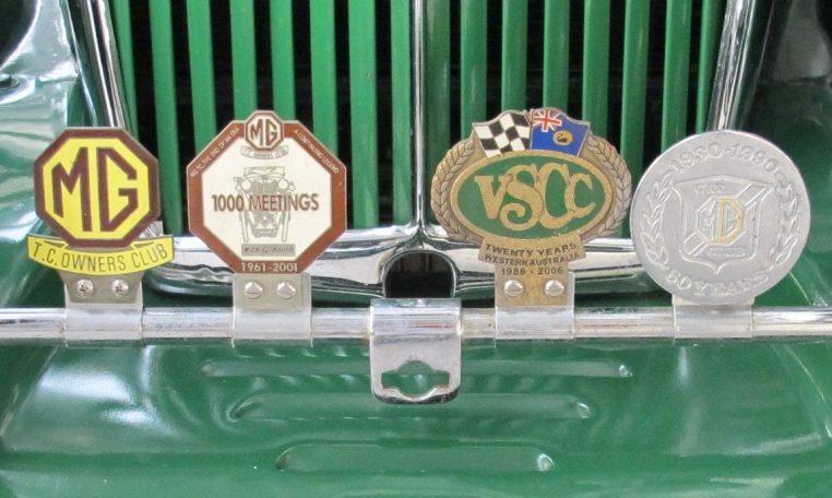 1947 MG TC - Bages