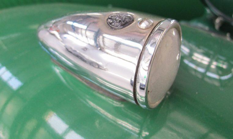 1947 MG TC - Light