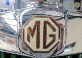 1947 MG TC - Front Badge