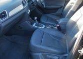2016 Audi Q3 - Front Seats