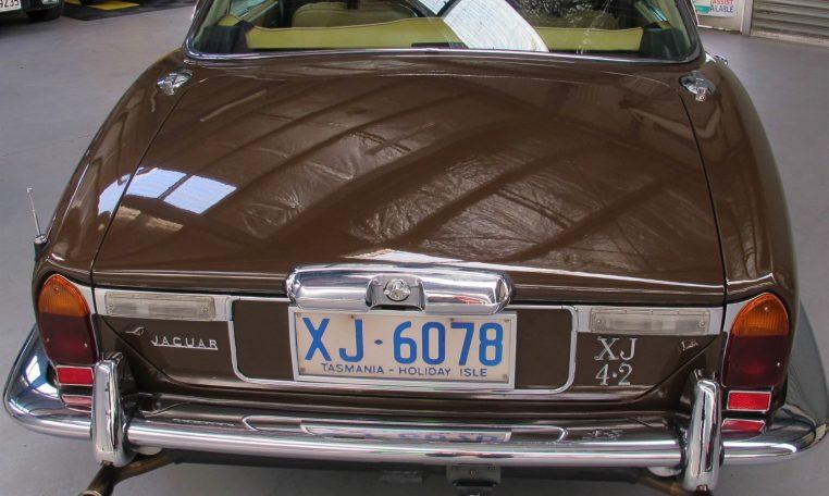 Jaguar XJ6 Series 2 - Rear View