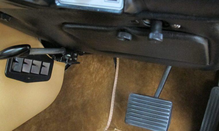 Jaguar XJ6 Series 2 - Brake Pedal