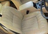 Jaguar XJ6 Series 2 - Front Seat