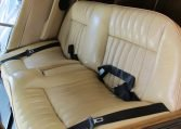 Jaguar XJ6 Series 2 - Back Seat