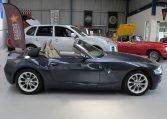 2005 BMW Z4 - Side View