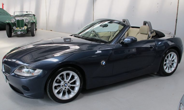 2005 BMW Z4 - Passenger Side