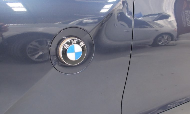 2005 BMW Z4 - Badge