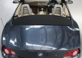 2005 BMW Z4 - Boot - Inside View