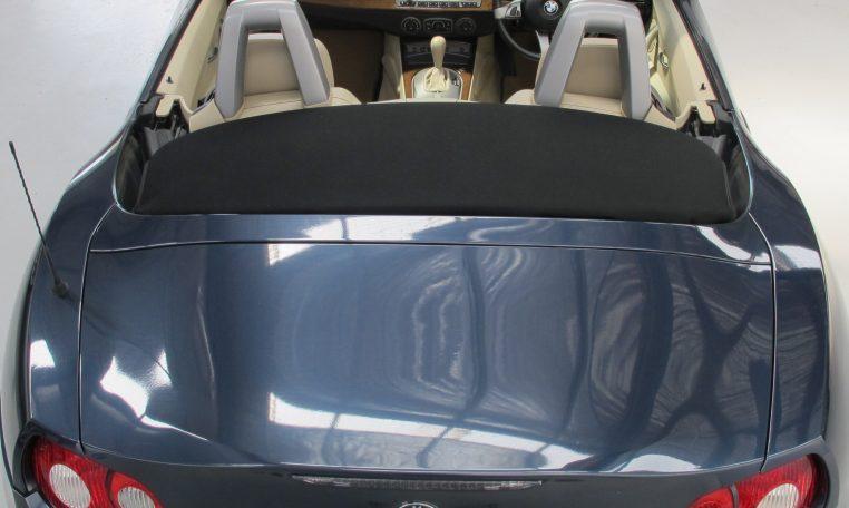 2005 BMW Z4 - Boot - Inside View
