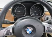 2005 BMW Z4 - Steering Wheel - Gauges