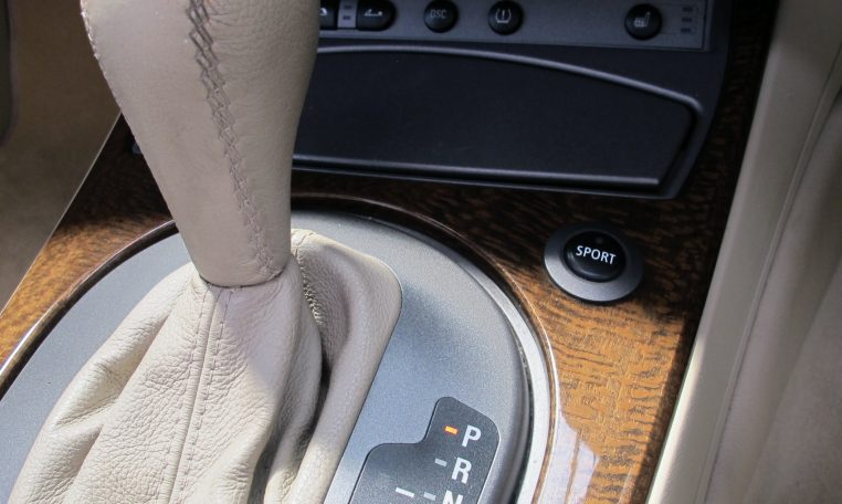 2005 BMW Z4 - Gear Shifter