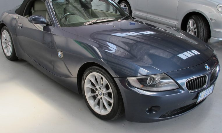 2005 BMW Z4 - Drivers Side