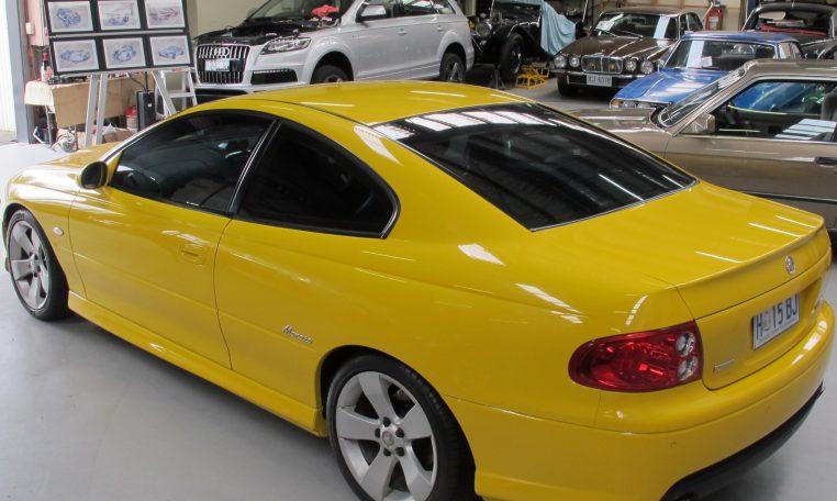2005 Holden Monaro - Passenger Side View