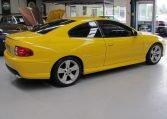 2005 Holden Monaro - Side View