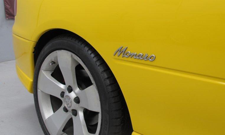 2005 Holden Monaro - Rear Wheel / Badge