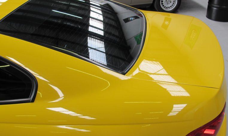 2005 Holden Monaro - Back Window / Boot