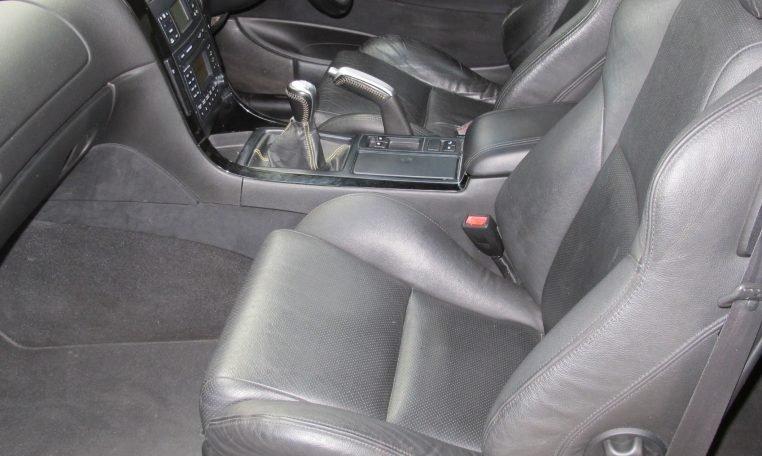 2005 Holden Monaro - Front Seat