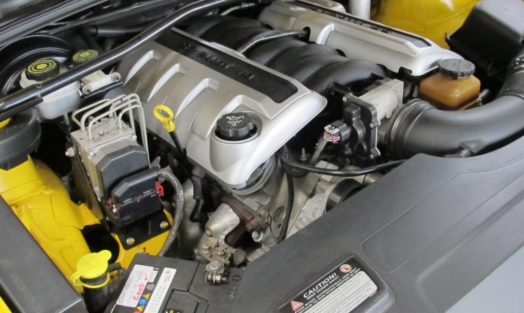 2005 Holden Monaro - Engine Bay