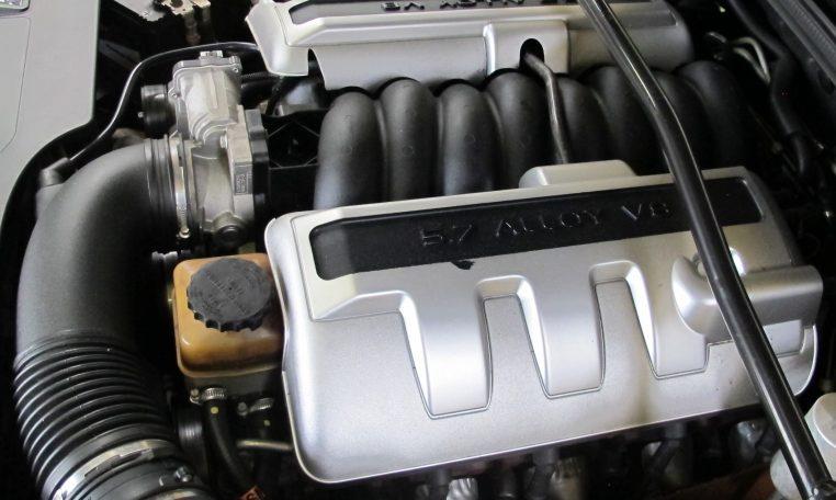 2005 Holden Monaro - Engine