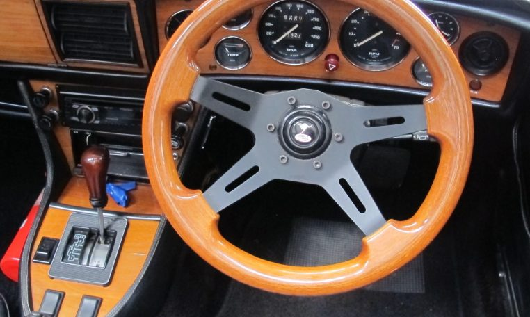 1975 Triumph Stag - Steering Wheel
