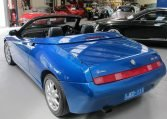 2003 Alfa Romeo Spider - Rear View