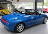 2003 Alfa Romeo Spider - Drivers Side View