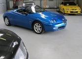 2003 Alfa Romeo Spider - Wheels