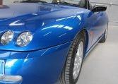 2003 Alfa Romeo Spider - Front Guard
