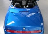 2003 Alfa Romeo - Top View / Open Roof