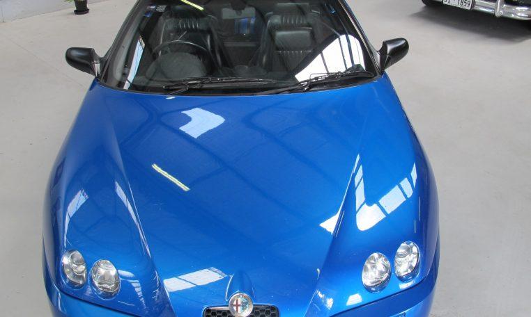 2003 Alfa Romeo Spider - Front Grill / Headlights