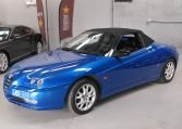 2003 Alfa Romeo Spider - Side View