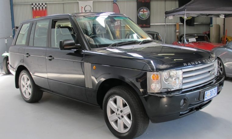 2003 Range Rover Vogue - Drivers Side