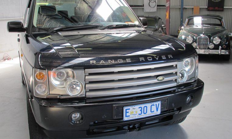 2003 Range Rover Vogue - Front