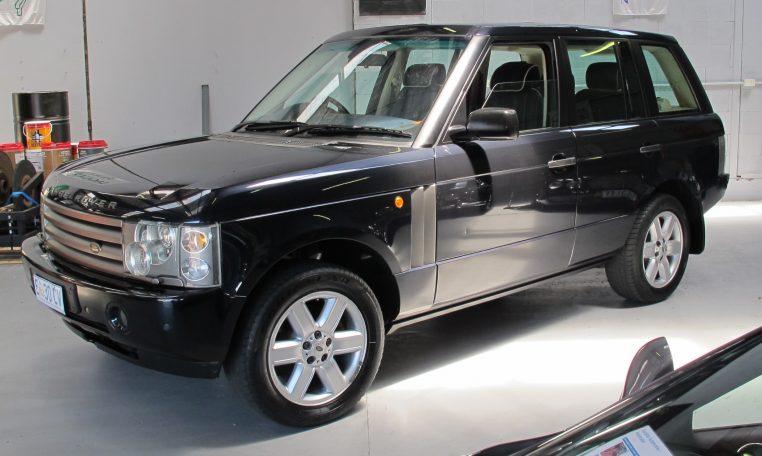 2003 Range Rover Vogue - Passenger Side