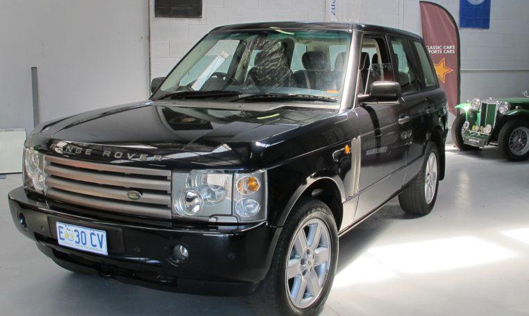 2003 Range Rover Vogue - Head Light