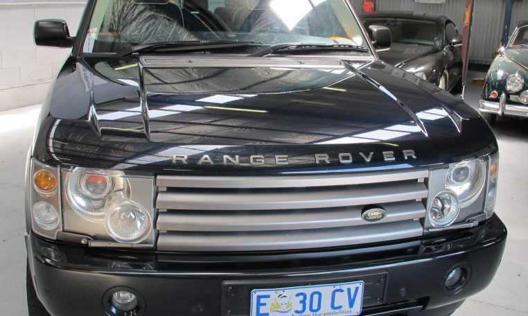 2003 Range Rover Vogue - Front Grill / Head Lights