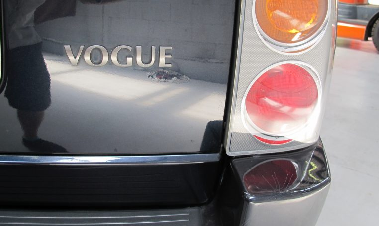 2003 Range Rover Vogue - Tail Lights