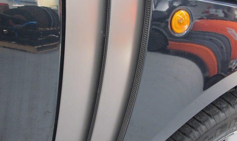 2003 Range Rover Vogue - Guard Flutes