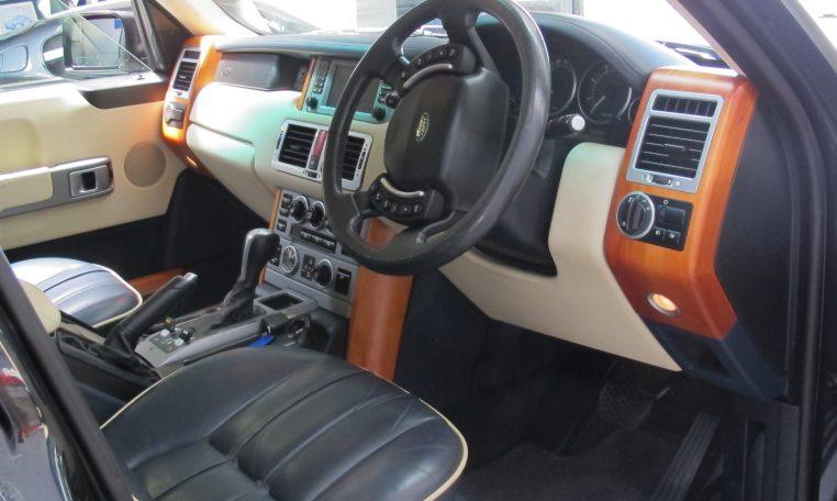 2003 Range Rover Vogue - Steering Wheel