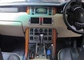2003 Range Rover Vogue - Heater Controls