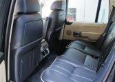 2003 Range Rover Vogue - Back Seat