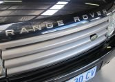 2003 Range Rover Vogue - Front Grill