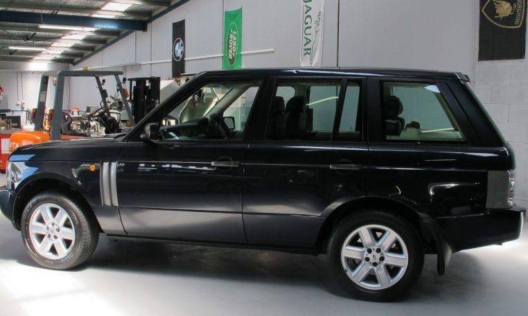2003 Range Rover Vogue - Side Profile