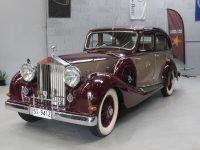 1933 Rolls Royce - Front View